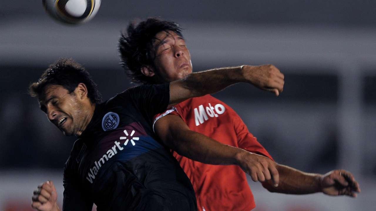 Sergio Vittor Independiente 2010