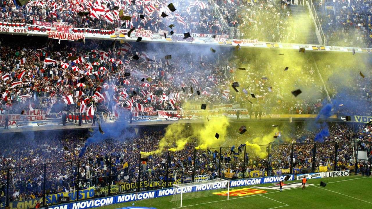 Boca Juniors River Plate Fans