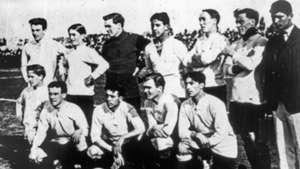 Especial Copa América 100 años ( uruguay campeon 1917