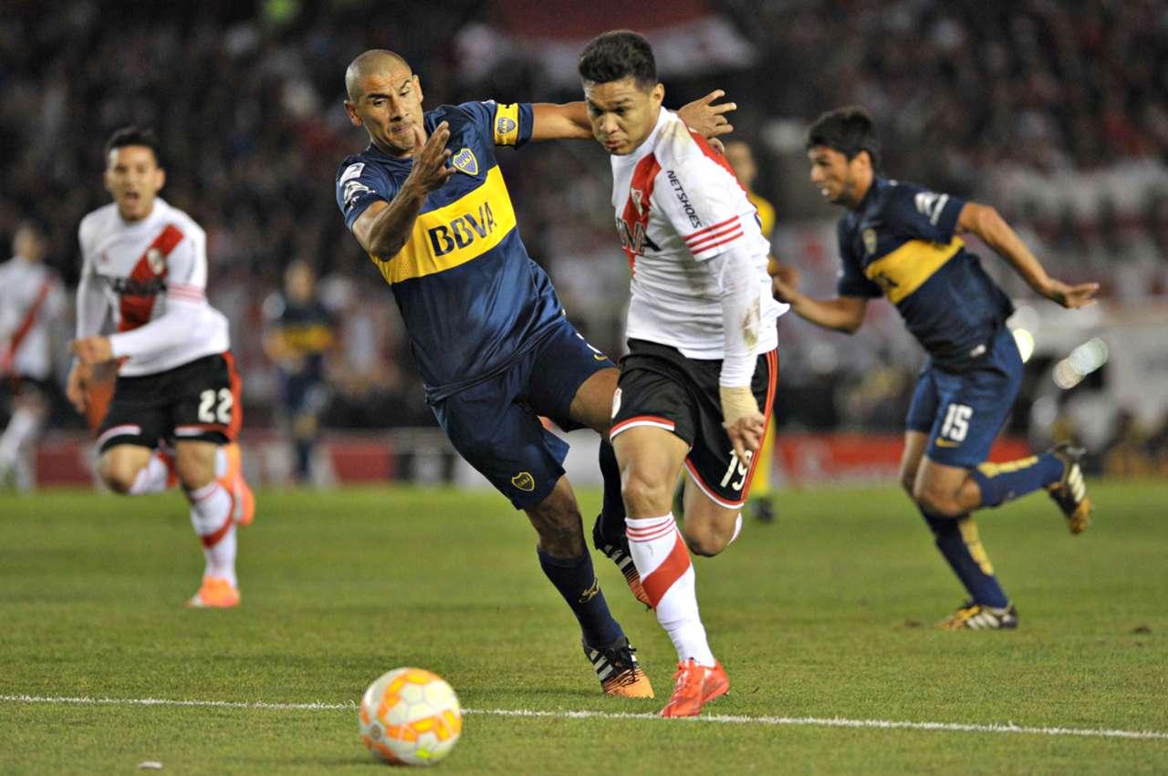 Superclásico River - Boca | Copa Libertadores