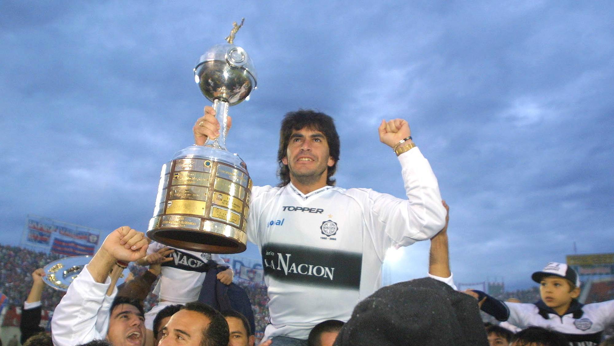Libertadores Olimpia