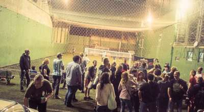 Die Toten Hosen vs Fans Buenos Aires 21052015