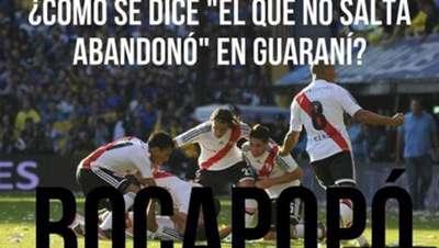 Memes River Plate Finalista Copa Libertadores