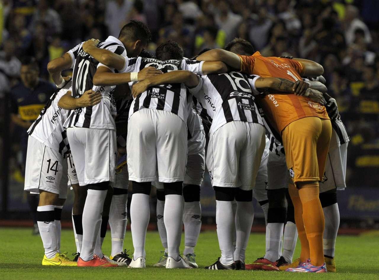 Boca - Wanderers - Copa Libertadores