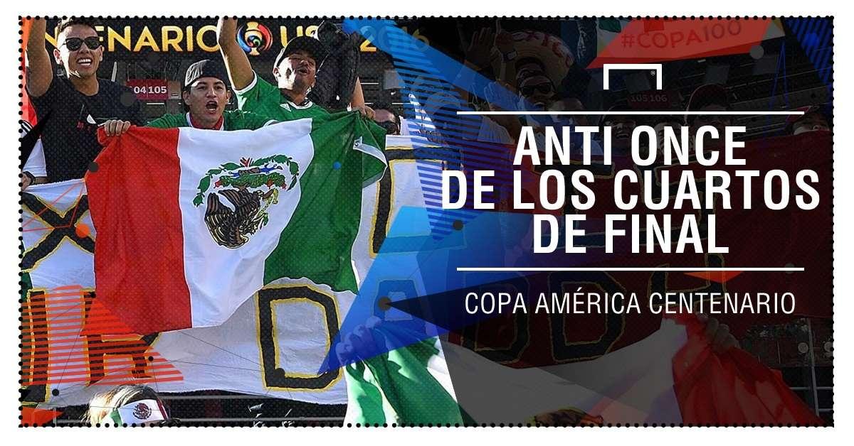 Mexico PS Anti XI