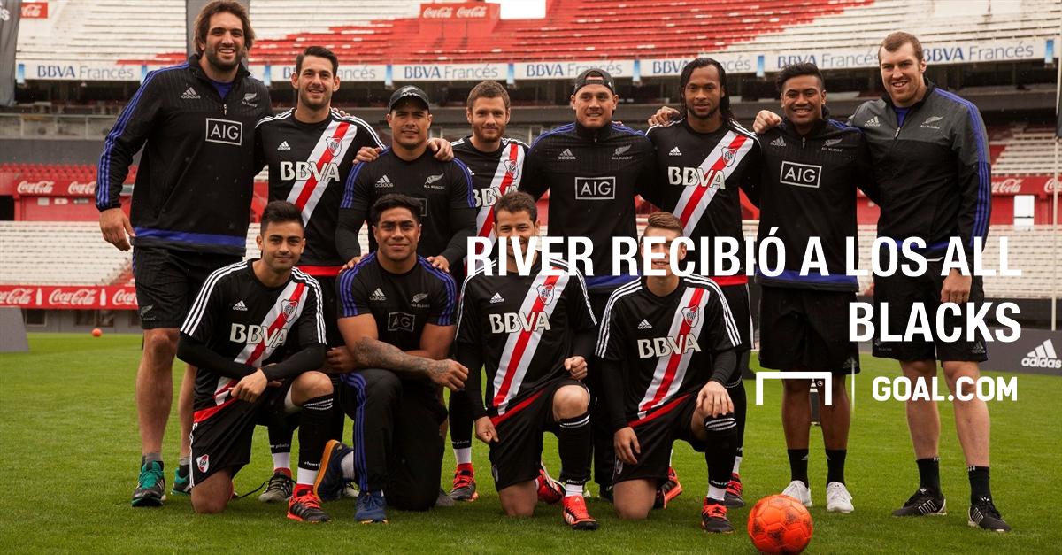 PS River Plate All Blacks 30092016