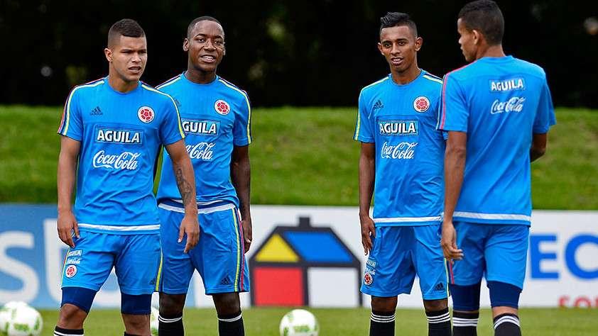 Selección Colombia Sub20 (2017)
