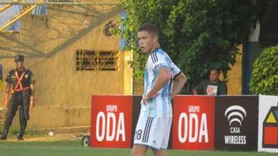 Tomas Conechny Argentina U17