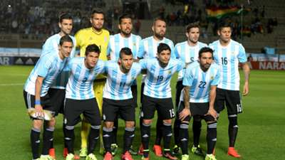 Argentina Bolivia International Friendly 06062015