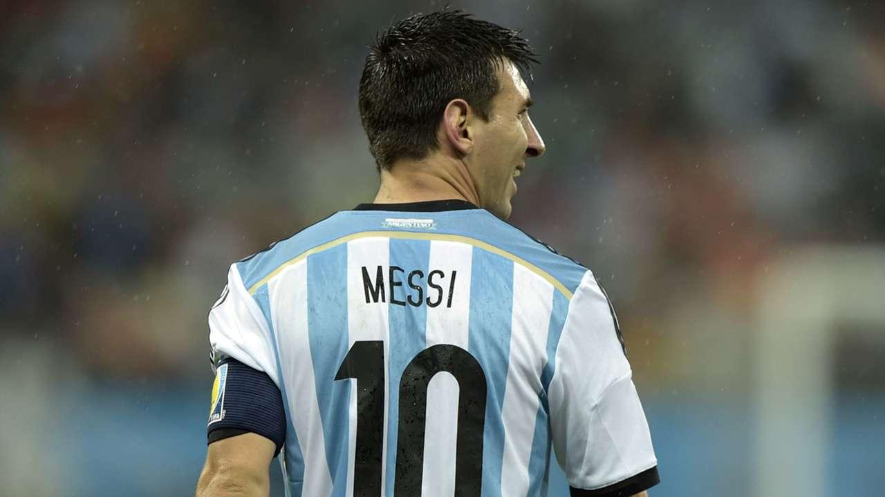 Messi capitán Selección Argentina 16082015