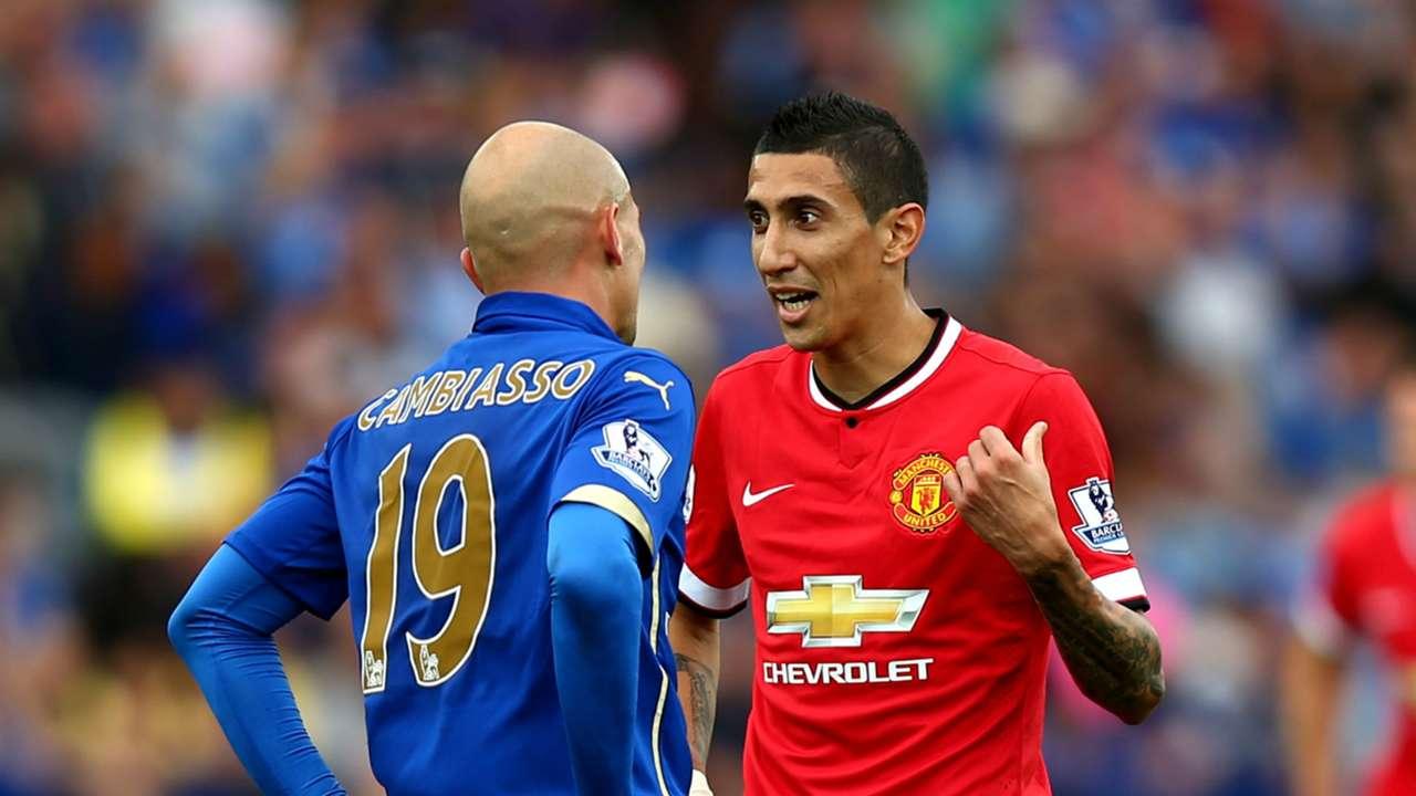 Leicester Manchester United Premier League 21092014