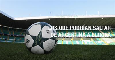 PS - GALERIA: Los jugadores del fútbol argentino que podrían dar el salto a Europa
