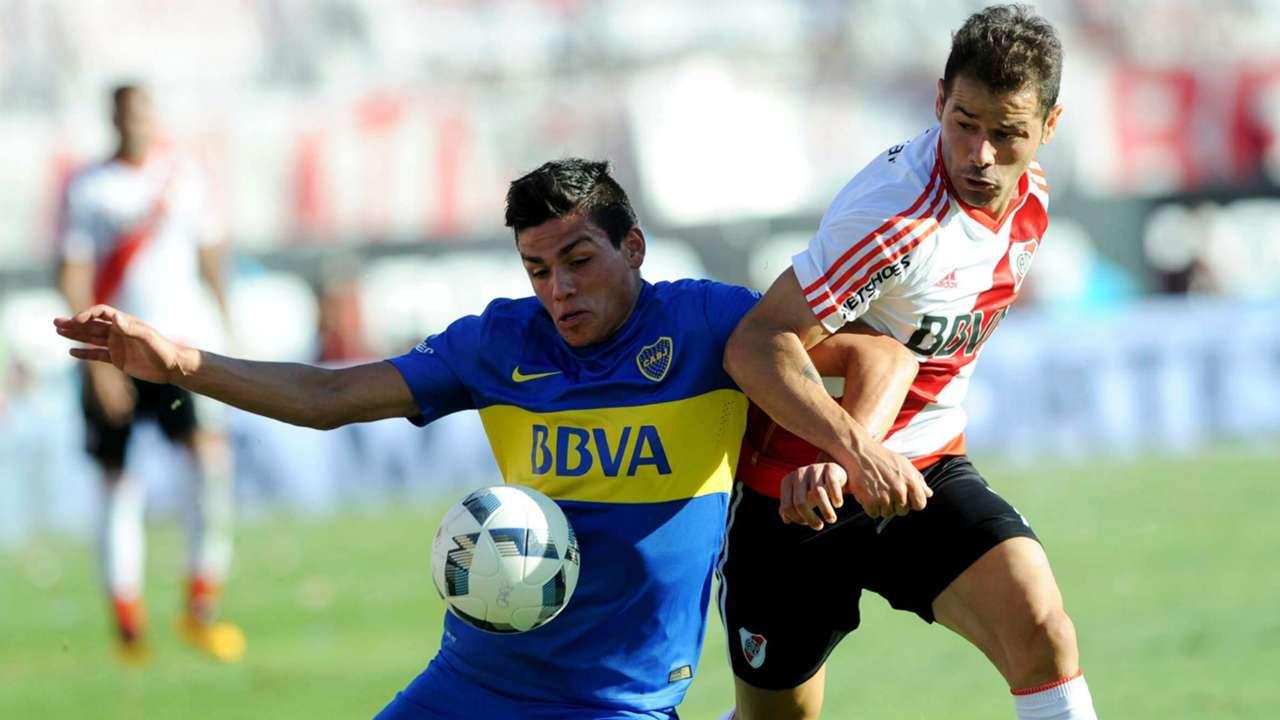 River Plate Boca Juniors Primera Division 06032016
