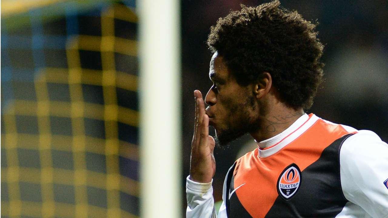 Luiz Adriano BATE Borisov 0 Shakhtar Donetsk 7 Champions League 21102104