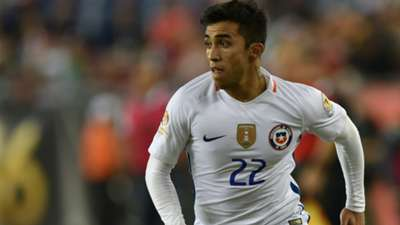 Edson Puch Chile Copa America