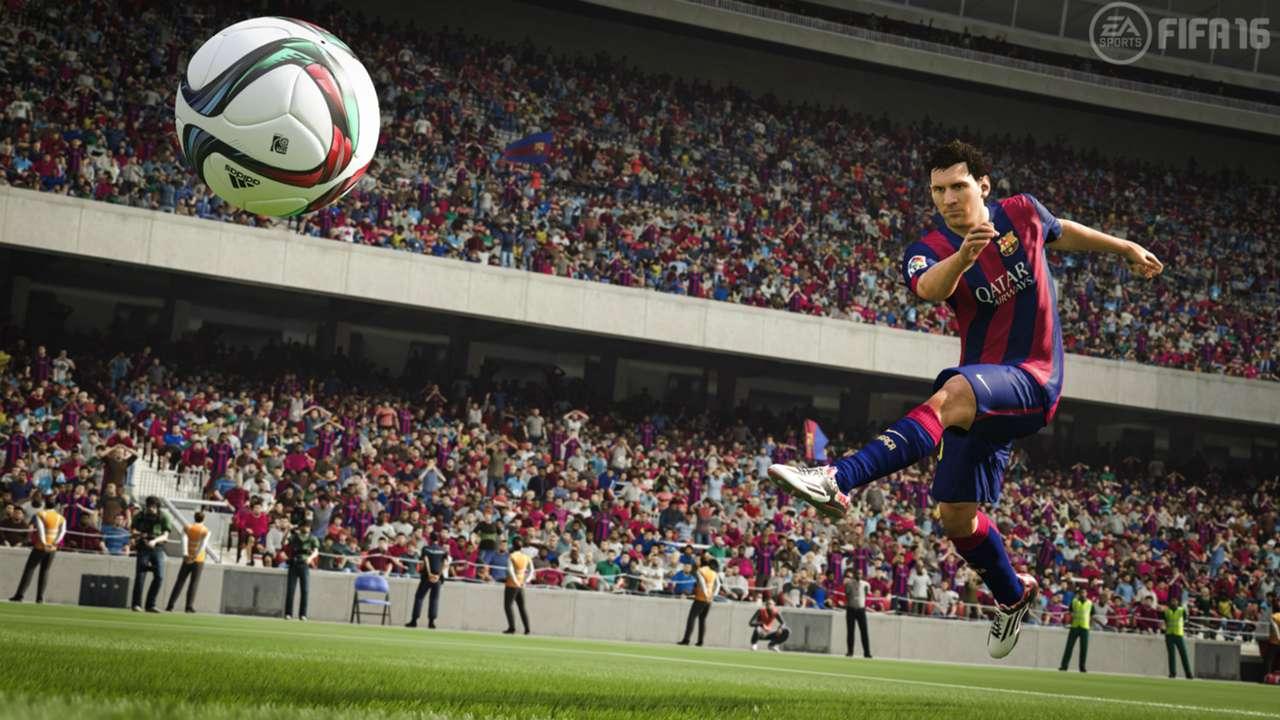 Lionel Messi FIFA 16