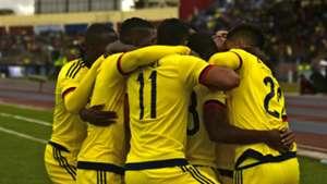 Colombia Sub-20 primer gol ante Chile (2017)