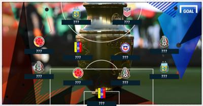 Caratula XI Ideal Copa America