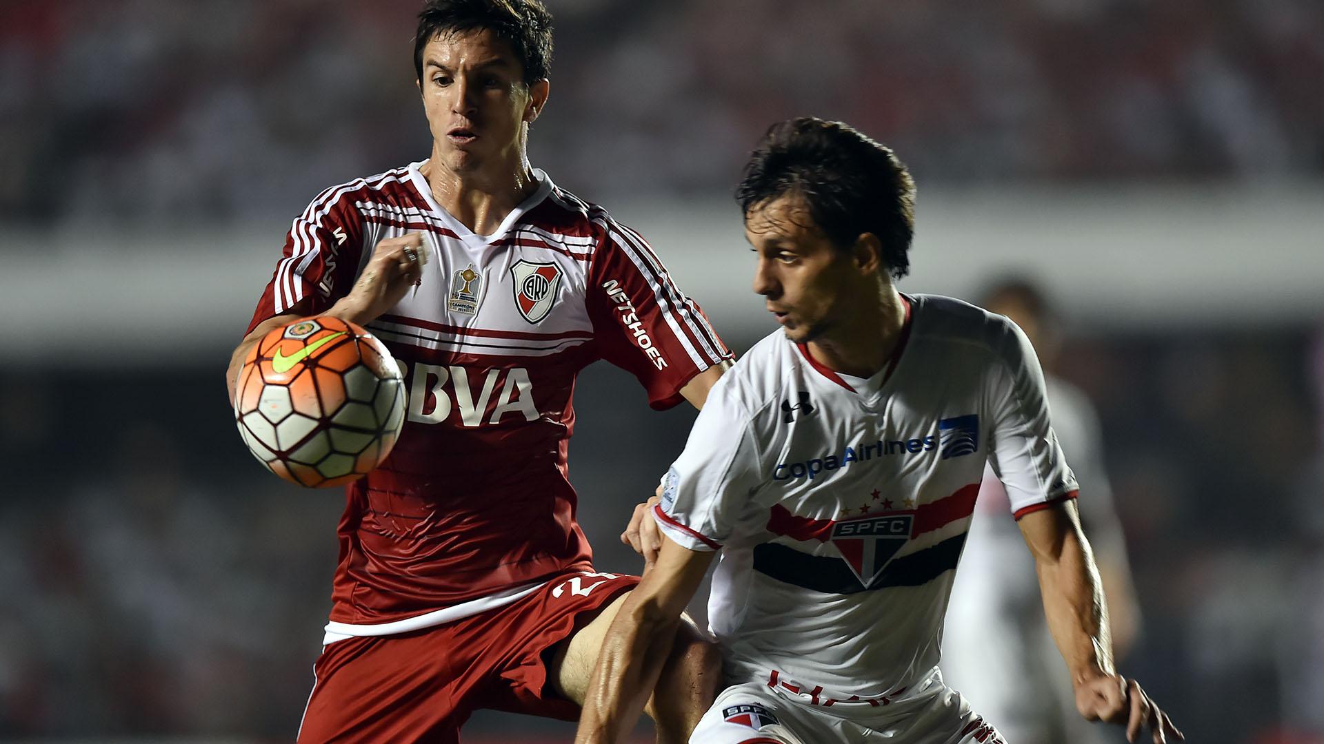 Sao Paulo River Copa Libertadores 2016 13042016