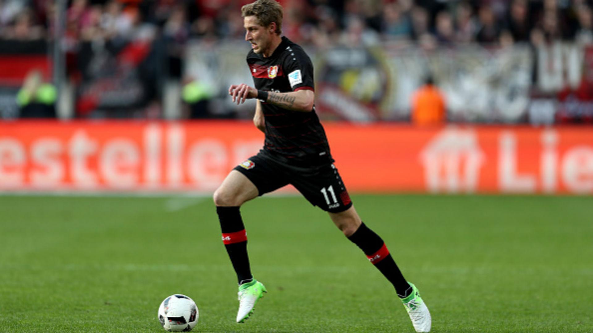 Kiessling Leverkusen Wolfsburgo Bundesliga 02042017