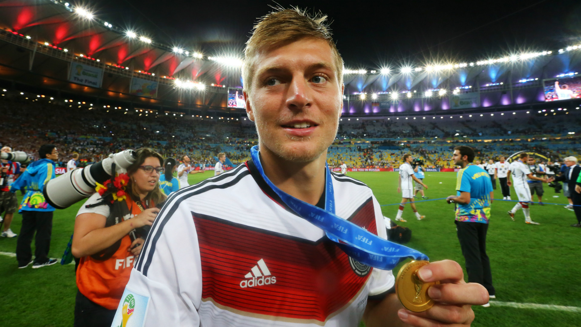 Slaying Brazil to scoring a stunner against Sweden - Memorable matches of Toni Kroos for Germany