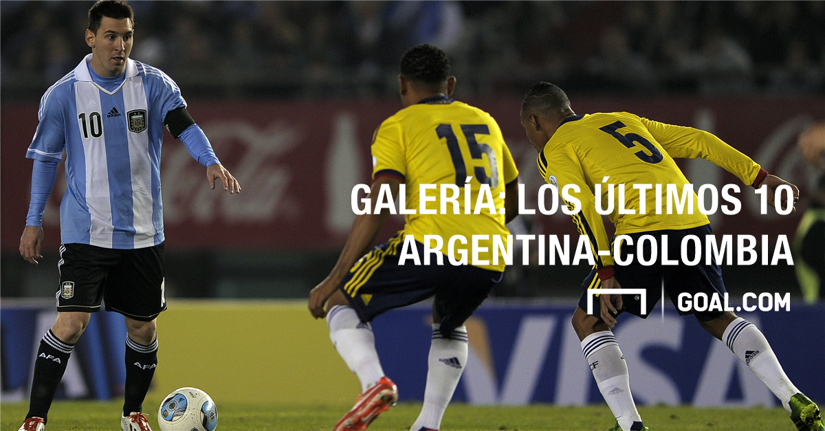 PS Galeria Los ultimos 10 Argentina Colombia