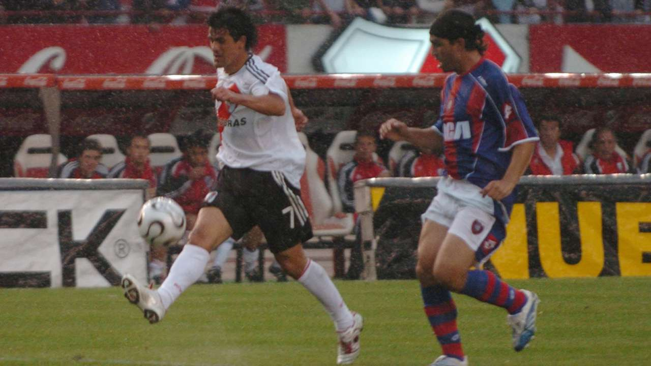 Ariel Ortega River San Lorenzo Apertura 2006