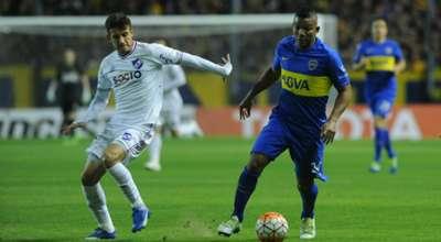 Frank Fabra Boca Nacional Copa Libertadores 19052016