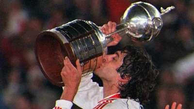 Enzo Francescoli River Plate 1996