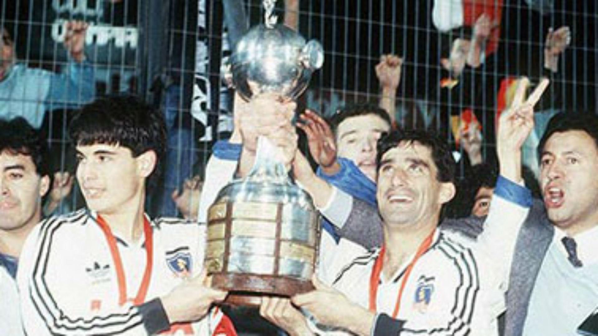 Colo Colo, campeón de la Copa Libertadores 1991