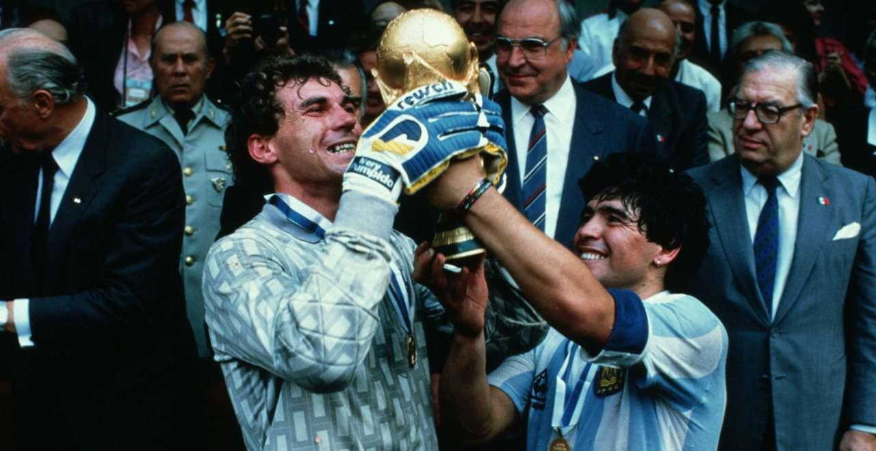 Argentina Alemania Mexico Maradona