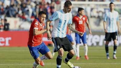 Argentina vs. Chile - Copa América