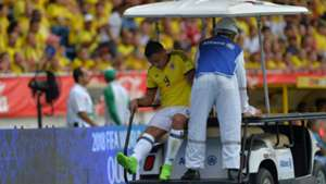 Luis Muriel Injury Colombia Bolivia South America Qualifiers 23032017