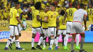 Colombia vs Bolivia Eliminatoria Sudamericana 23032017