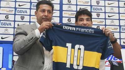 Angelici Lodeiro Boca Juniors 05022015
