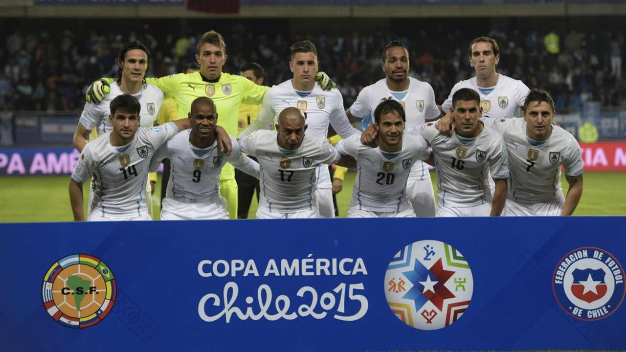 Argentina - Uruguay 16062015