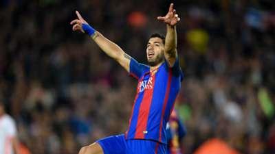 Luis Suarez Barcelona Valencia La Liga 19032017