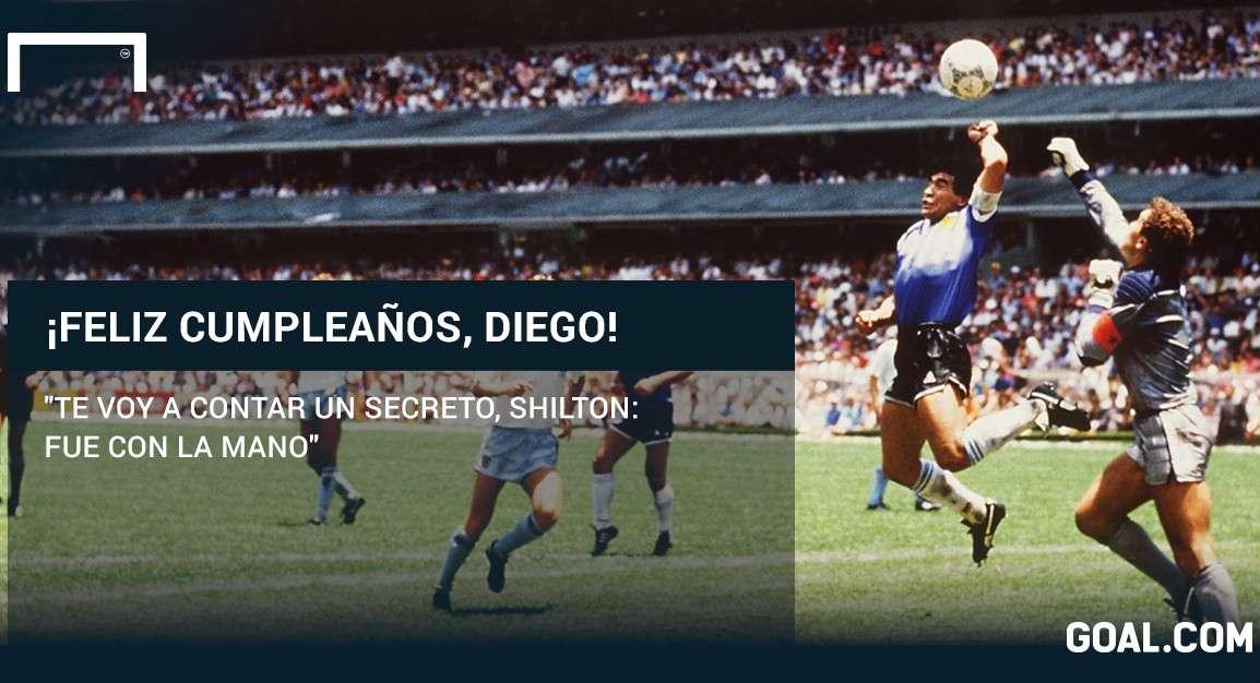 Diego Maradona Playing Surface