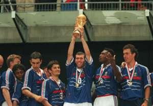 Zinedine Zidane 1998
