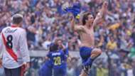 Guillermo Barros Schelotto Boca River Clausura 2003