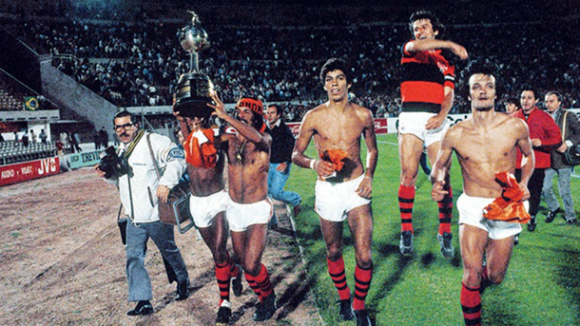 Flamengo, campeón de la Copa Libertadores 1981