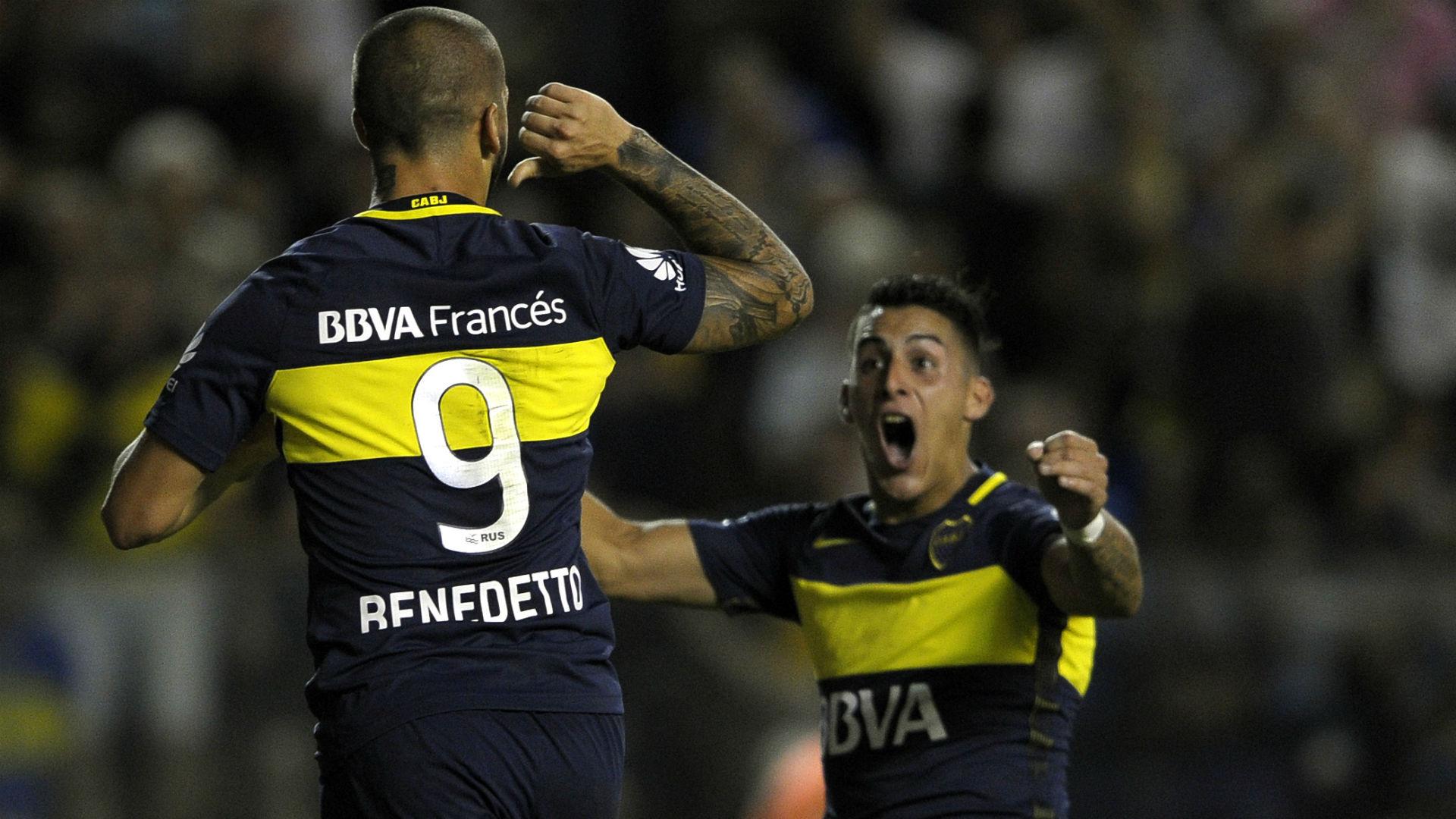 Boca Defensa y Justicia Torneo Primera Division 01042017
