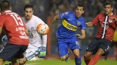 Carlos Tevez Boca Cerro Porteo Copa Libertadores 05052016