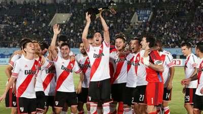 River Plate Suruga Bank 2015 Champions