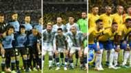 uruguay argentina brazil