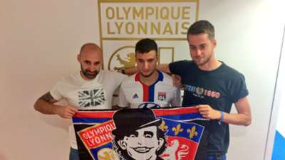 Emanuel Mammana Olympique Lyon 07072016