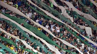 Palmeiras v Rosario Central Copa Libertadores
