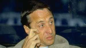 Johan Cruyff Barcelona Juventus European Cup Winners Cup 1991