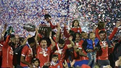Especial Copa América 100 años ( Chile campeón 2015