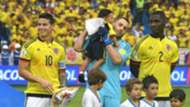 David Ospina James Rodriguez Christian Zapata Colombia Bolivia South America Qualifiers 23032017